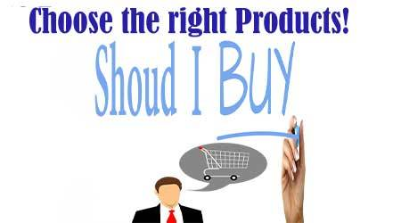 Choose-the-right-products!
